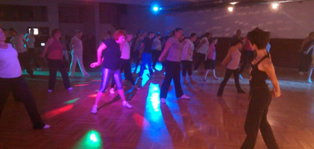 ZUMBA Party jeden Donnerstag